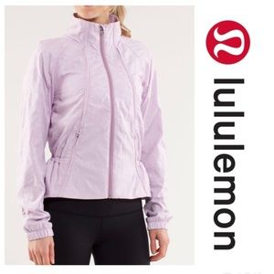 Lululemon Run: Travel to Track Jacket